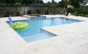 Palmetto Bay, FL New Pool Construction
